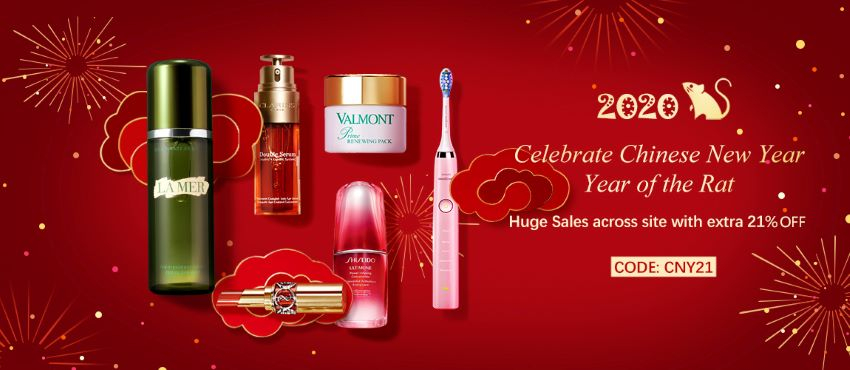 Chinese New Year Sales Top Brands