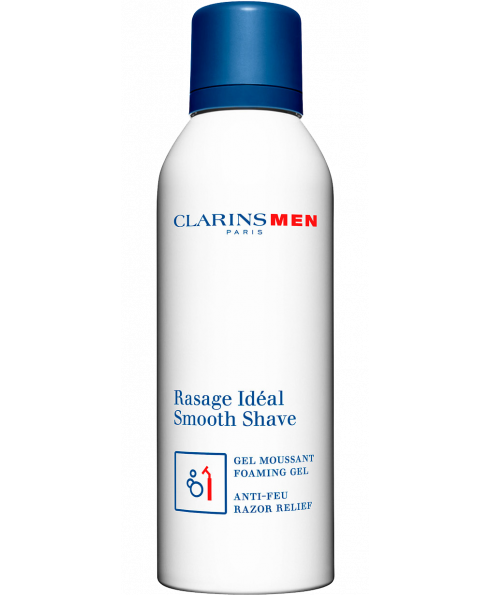 Clarins Men Smooth Shave Foaming Gel - 150ml