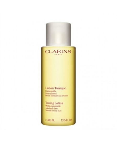 Clarins Toning Lotion with Camomile for Normal/Dry Skin - 400ml