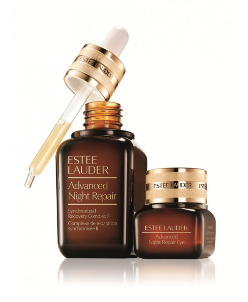 Estee Lauder Advanced Night Repair Face Eye Gel Cream Set