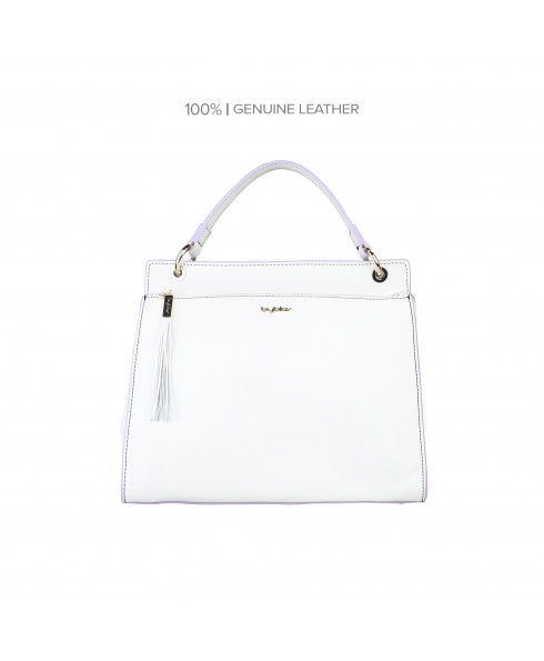 Byblos Women's White Handbag