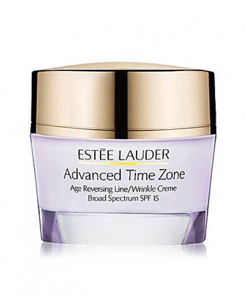 Estee Lauder Advanced Time Zone Age Reversing LIne/Wrinkle Creme SPF15  (Normal/Combination) Skin 50 ml