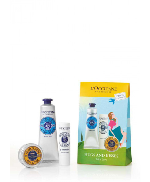 L'Occitane - Hugs and Kisses 2 Piece Gift Set