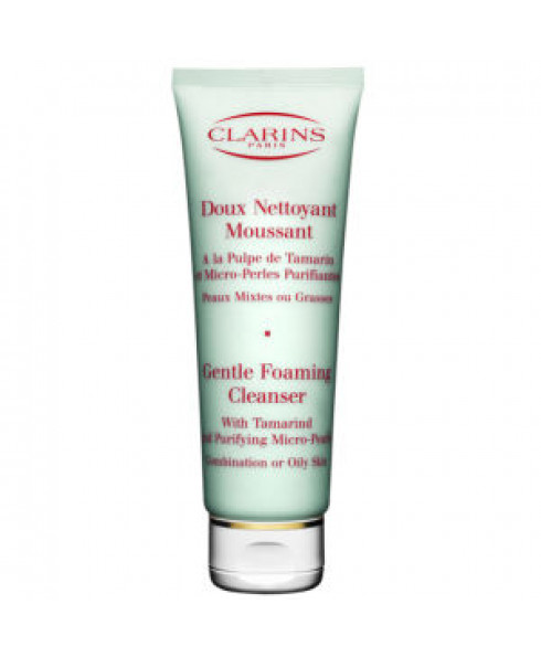 Clarins Gentle Foaming Cleanser with Tamarind (Combination/Oily) - 125ml