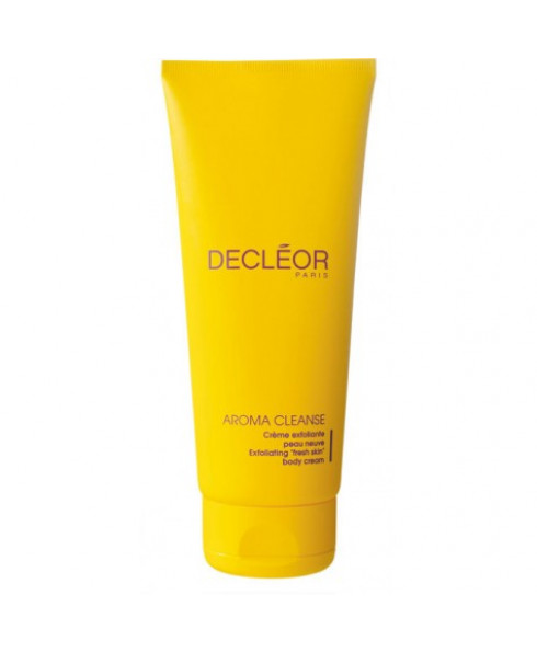 Decleor Aroma Cleanse Exfoliating Fresh Skin Body Cream - 200ml