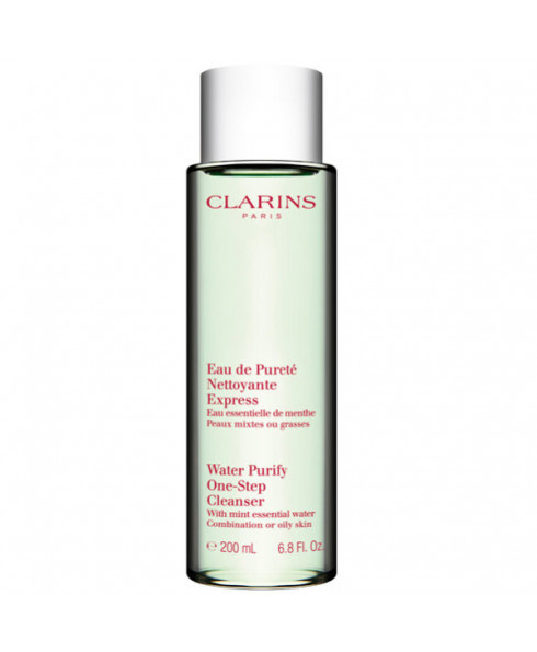 Clarins Water Purify One Step Cleanser with Mint - 200ml