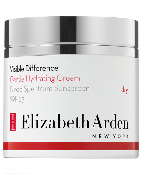 Elizabeth Arden 50ml Visible Difference Gentle Hydrating Cream SPF15 Dry Skin