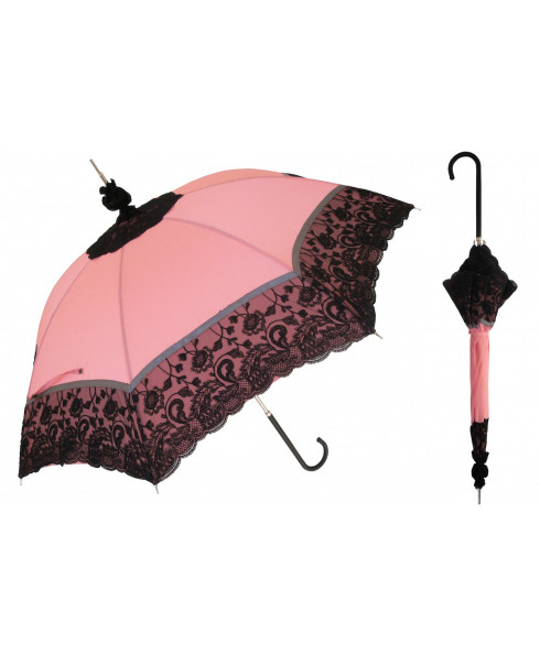 Pasotti Manual Burlesque Parasol Rainproof