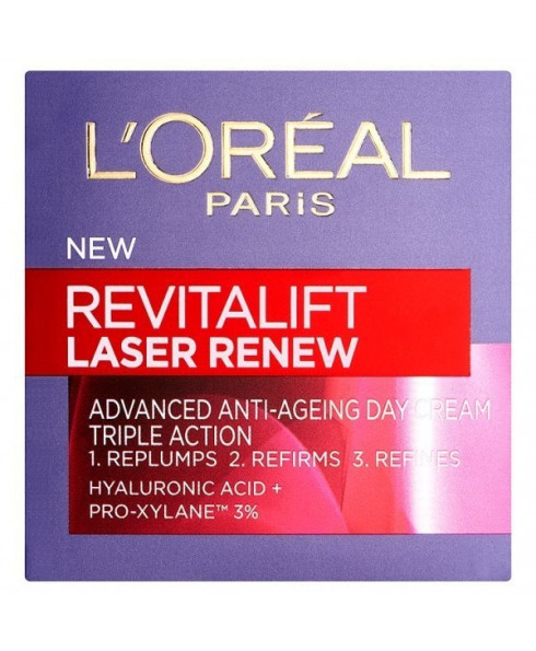 L'Oreal Revitalift Laser Renew Day Cream - 50ml