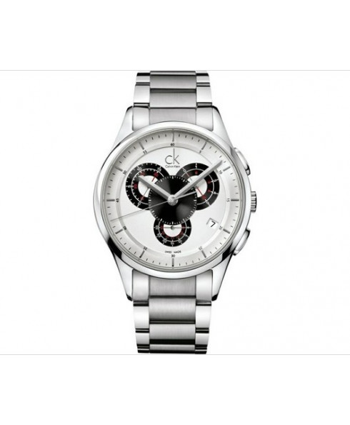 Calvin Klein Men's Watch - Silver