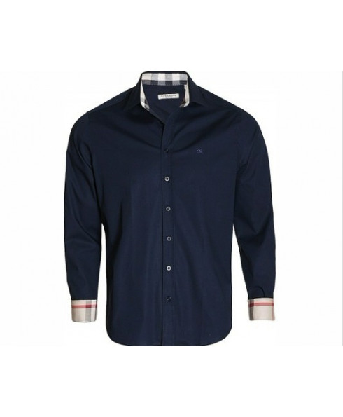 Burberry Shirt in Navy - Small