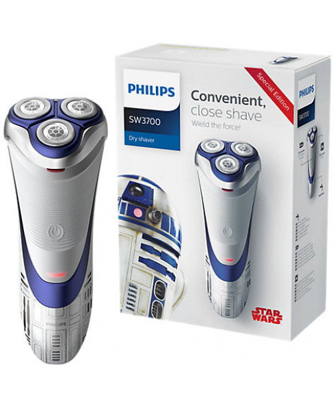 Philips Limited Edition Star Wars R2D2 SW3700 Shaver