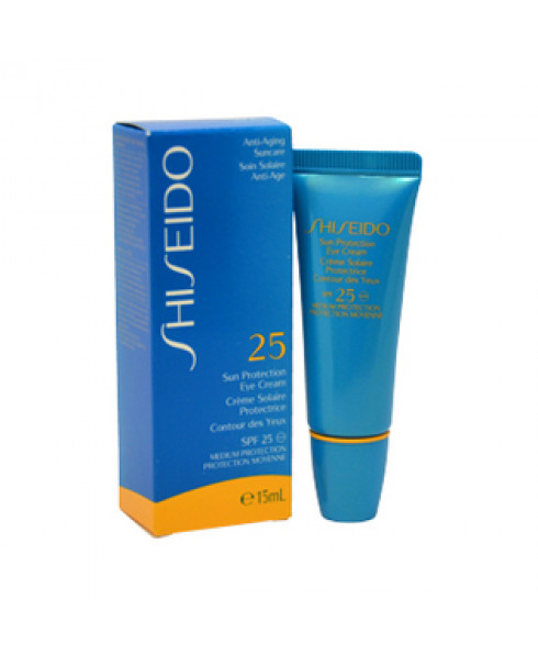 Shiseido Sun Protection Eye Cream - SPF25 - 15ml