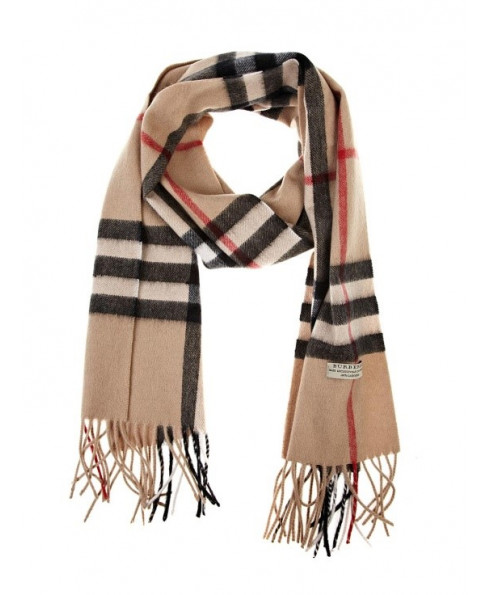 Burberry Unisex Cashmere Scarf
