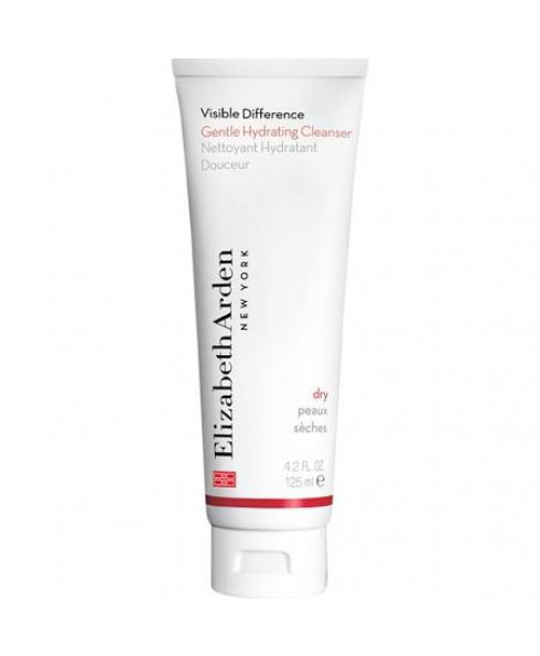 Elizabeth Arden Visible Difference Gentle Cleanser 125ml (Dry Skin)