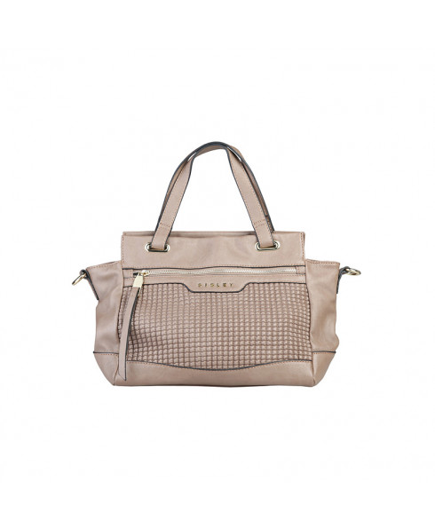 Sisley Ladies Handbag - Taupe