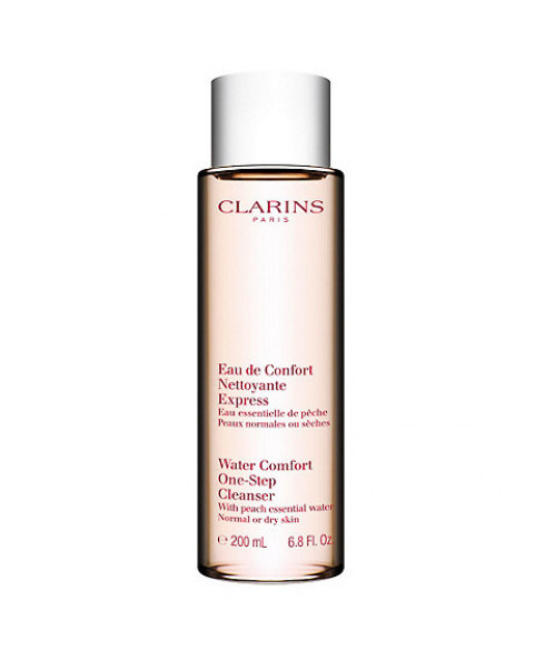 Clarins Water Comfort One Step Cleanser with Peach - 200ml