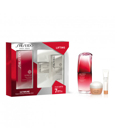 Shiseido Ultimune and Bio-Performance Super Revitalising Cream Set - 50ml