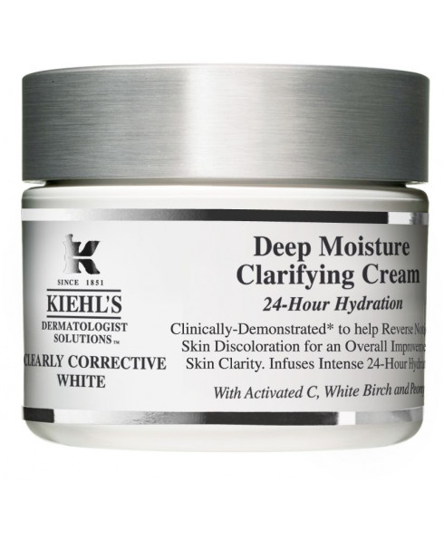 Kiehl's - Clearly Corrective Brightening & Smoothing Moisture Treatment (50ml)