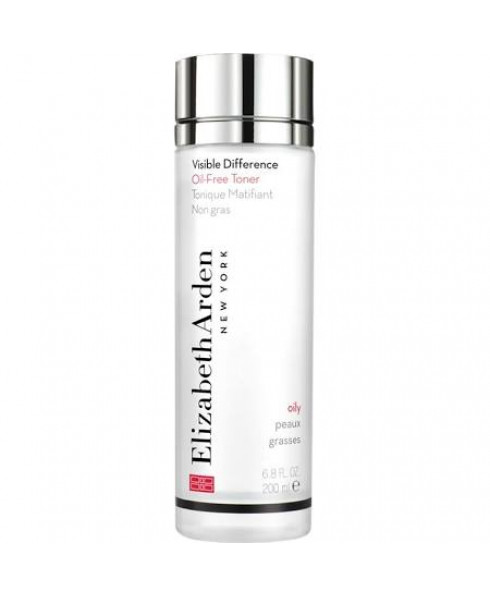 Elizabeth Arden Visible Difference Oil-Free Toner 200ml (Oily Skin)