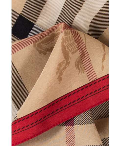 Burberry Women's Silk Scarf