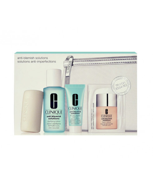 Clinique Anti-Blemish Solutions Try Me Kit