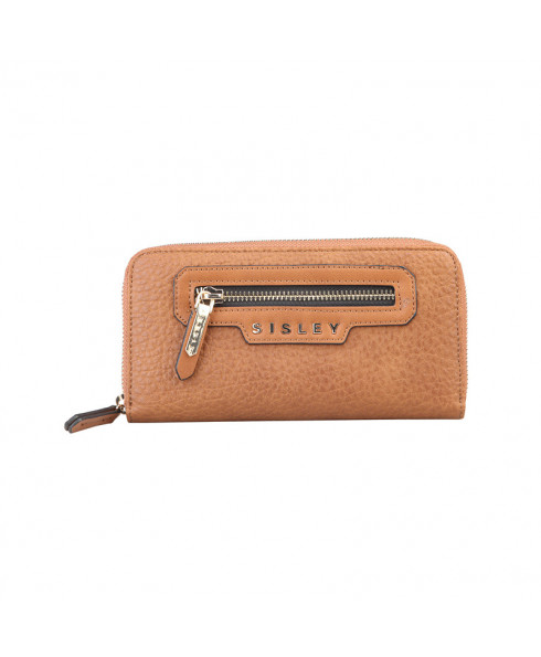 Sisley Women's 'Dora' Wallet - Tan