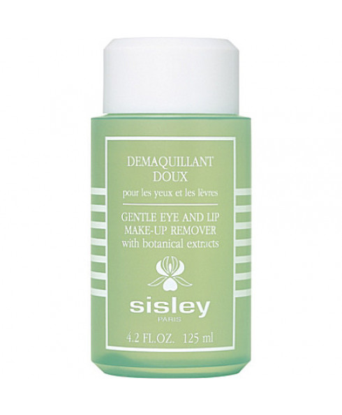 Sisley Gentle Eye & Lip Make-up Remover with Botanical Extracts in 125ml