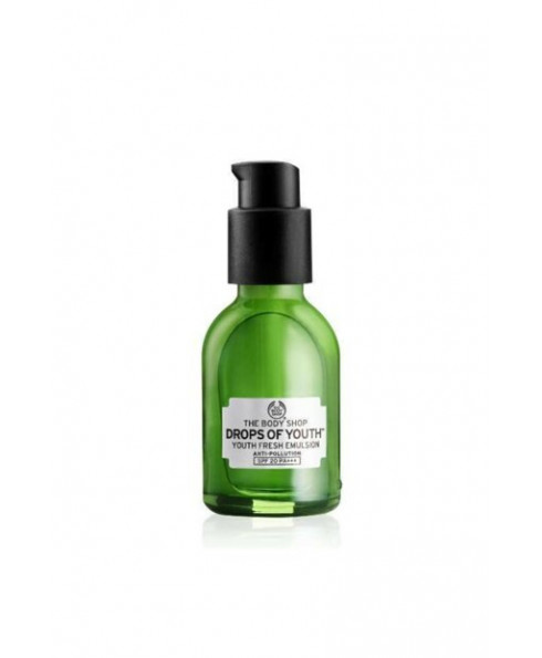 The Body Shop Drops of Youth Youth Fresh Emulsion SPF20 - (50ml)