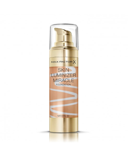 Max Factor - Skin Luminizer Natural 50 Foundation (30ml)