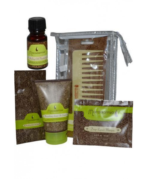 Macadamia Professional Natural Oil Set - 5 pcs