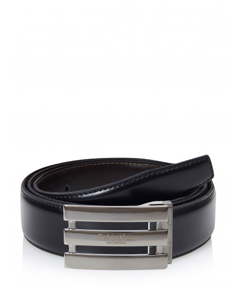 Calvin Klein Collection 100% Leather Belt -  SU31CK0013 D46