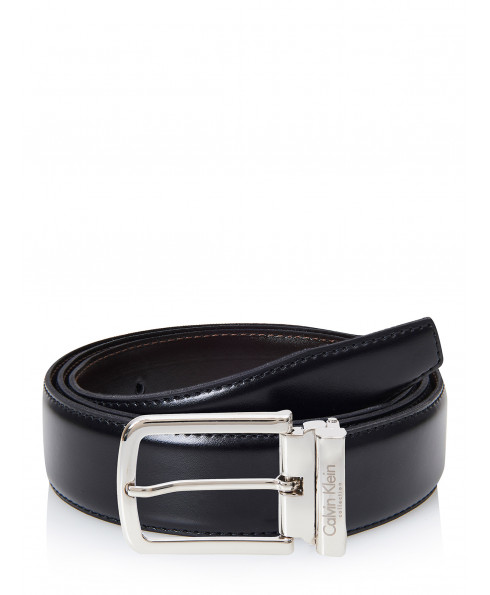 Calvin Klein Collection 100% Leather Belt - SU31CK1019 D14