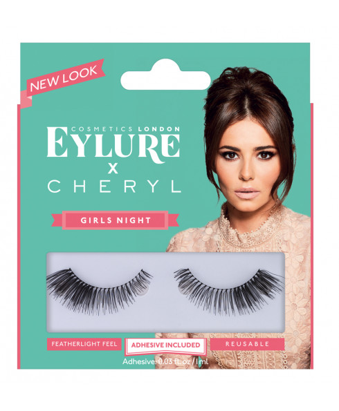 Eylure x Cheryl False Eyelashes - Girls Night