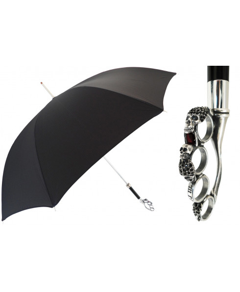 Pasotti Men Knuckle Umbrella