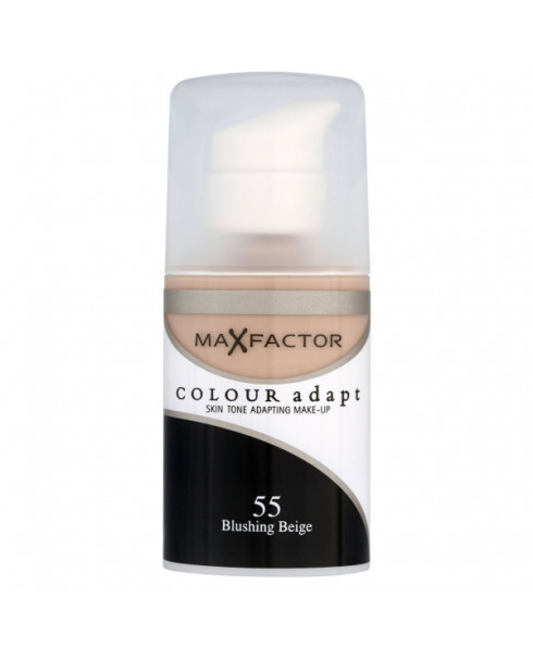 Max Factor Colour Adapt Foundation  34ml-  Blushing Beige 55
