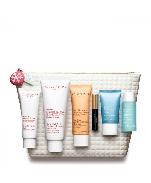 Clarins Relaxing Weekend Partners Gift Set