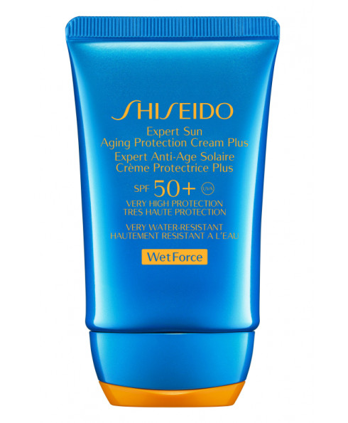 Shiseido Expert Sun Aging Protection Cream with Wetforce - SPF50 - 50ml