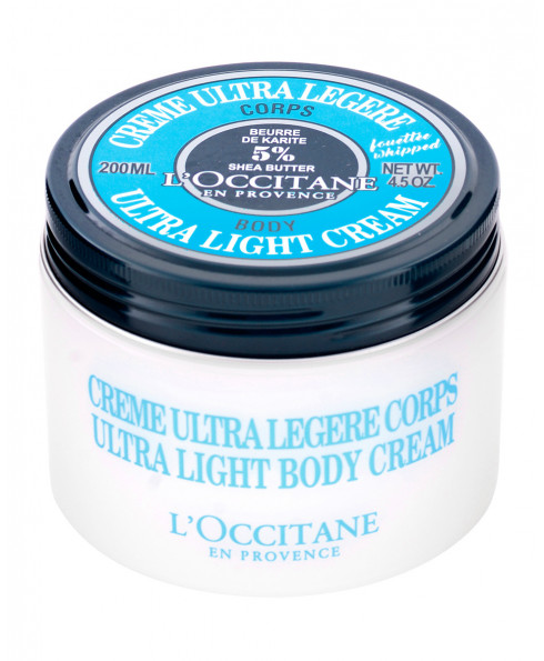 L'Occitane 3253581480007 - SHEA ULTRA LIGHT BODY CREAM