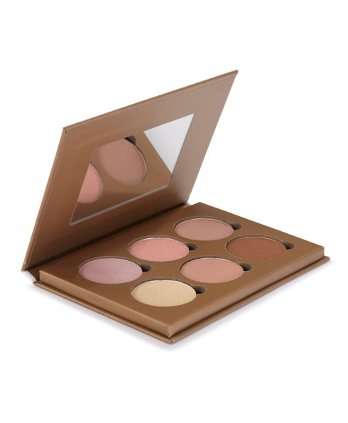 Bellápierre Glowing Highlighter Palette
