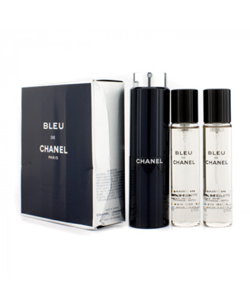 Chanel Bleu de Chanel Eau de Toilette Spray  - 3x20ml