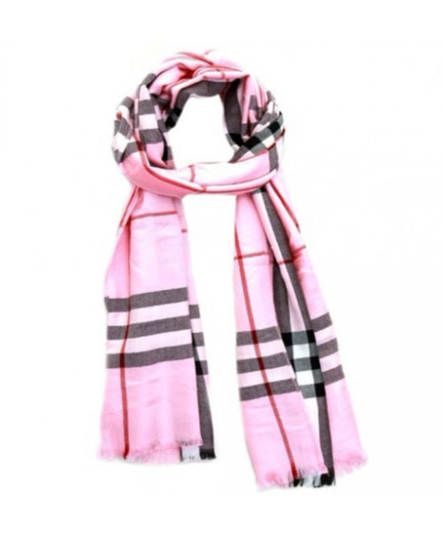 Burberry Women's Wool & Silk Scarf