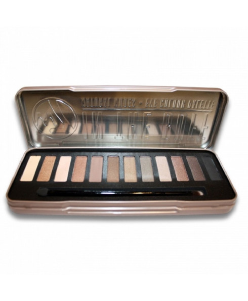 W7 Eye Colour Palette In the Buff - 12 shades