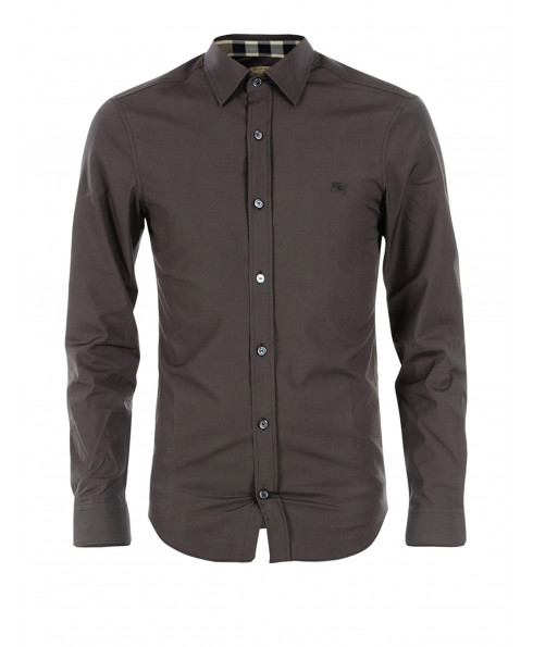 Burberry Shirt in Stone - XL