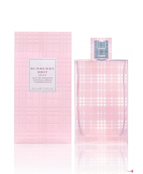 Burberry Brit Sheer Eau de Toilette Spray - 100ml
