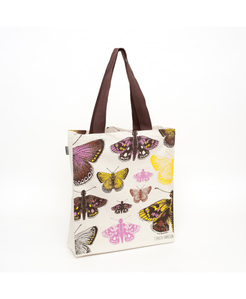 Talented Cherith Harrison Tote bag - Butterflies