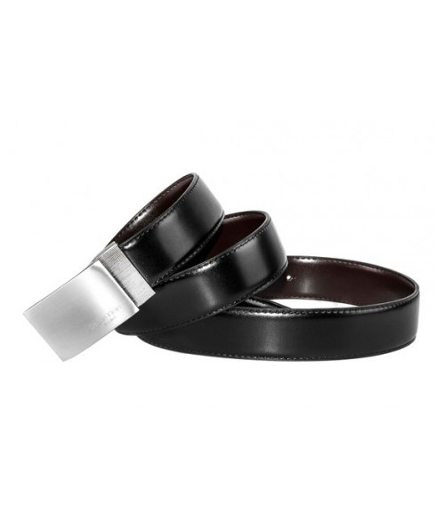 CALVIN KLEIN Belt 100% Leather  D15