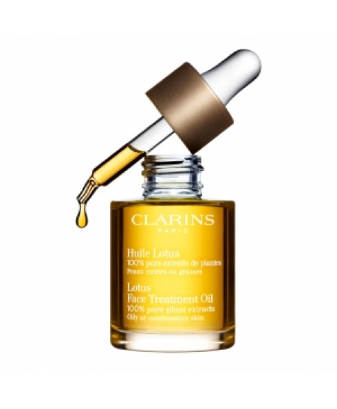 Clarins Lotus Face Treatment Oil Oily/Combination Skin - 30ml