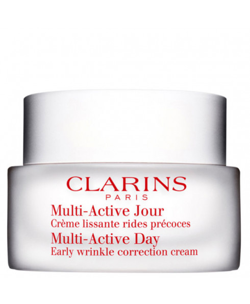 Clarins Multi-Active Day Cream Early Wrinkle Correction Cream All Skin Types - 50ml