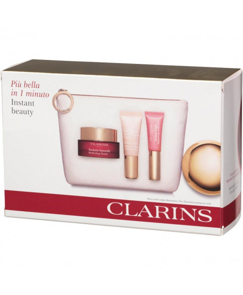 Clarins Instant Smooth Set
